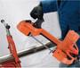 西安手提式小型切割锯带锯220v切割锯价格及报价