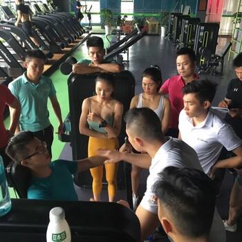 赣州专业健身培训基地