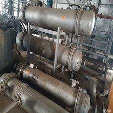 二手冷凝器,二手80平方冷凝器,二手膨胀节冷凝器,二手高压冷凝器