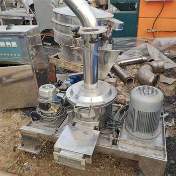出售食品廠未使用的二手WFJ-30超微粉碎機時產量300公斤的二手粉碎機