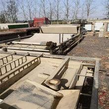 滁州出售二手污水处理压滤机二手3X12带式压滤机图片