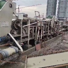安装出售洗沙场污水处理二手3-12米带式压滤机二手污泥脱水机图片