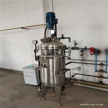 處理二手并聯發酵罐二手50L-150L-1500L三聯發酵罐圖片
