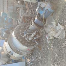 出售100公斤壓力的二手不銹鋼高壓反應釜二手1立方高壓反應釜圖片