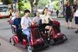 电动老年四轮代步车、老年代步车、四轮代步车