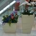 玻璃钢花盆玻璃钢花钵玻璃钢花盆定制深圳玻璃钢花盆方形花盆欧形花盆