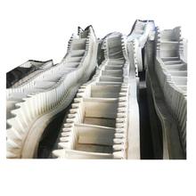 衡阳EP100白色耐酸碱输送带图片