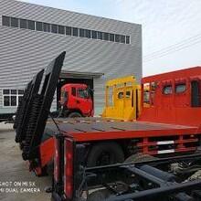 巴音郭楞且末县挖机拖车厂家供货图片