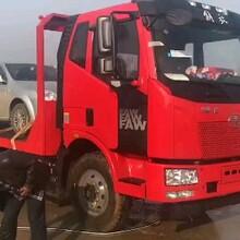 西双版纳勐腊县平板运输车厂家图片