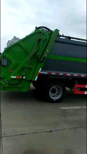 新乡辉县4500轴距压缩垃圾车价格