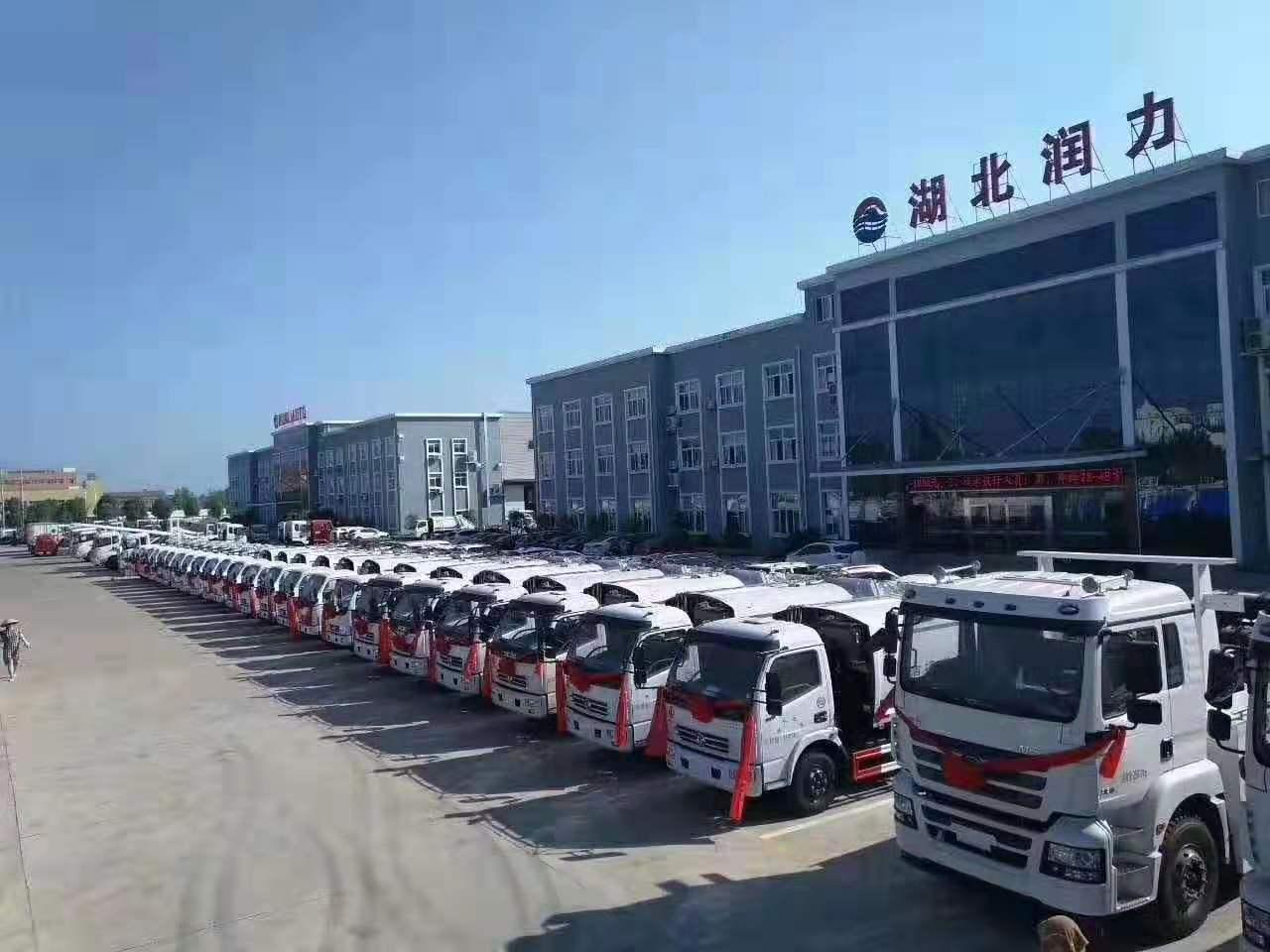 徐州云龙4700轴距压缩垃圾车行情价格