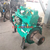 潍柴潍坊ZH4102P柴油发动机直连皮带轮打糠机玉米脱粒机水泥罐车粉煤机搅拌机用发动机