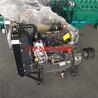 水泥罐车用ZH4100ZP柴油发动机涡轮增压带离合器2000转40KW55马力
