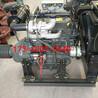 潍坊R4108ZP柴油发动机分离式离合器110马力柴油机带粉碎机破碎机水泥罐车搅拌机