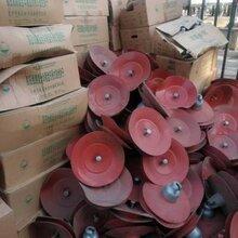 专业回收电力瓷瓶绝缘子电力器材回收