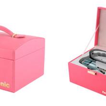 東莞皮質包裝盒工廠高檔首飾包裝盒定做圖片