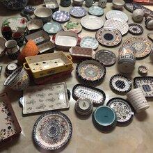 瓷元素外贸陶瓷批发基地陶瓷餐具水杯花瓶等