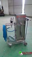 食品廠高壓清洗消毒機圖片