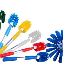 絞肉機清潔刷,食品廠硬毛管刷清潔管刷圖片