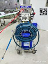 多用途清洗機FC7190I食品多功能清洗機泡沫消毒清洗設備圖片