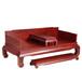 仙游紫珍轩厂家直销各式红木家具,血檀罗汉床红木条案书桌博古架可根据需求订做