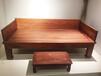 仙游紫珍轩白酸枝罗汉床罗汉床厂家批发古典红木家具直销