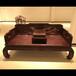 仙游红木家具厂家赞比亚血檀罗汉床浮雕松鹤延年罗汉床实木仿古中式罗汉床批发