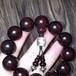新品印度小叶紫檀佛珠手链饰品老料创意款?#20449;?#24565;珠文玩手串批发