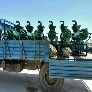鸡粪处理机供应养殖场粪便处理机图片4