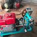 柴油機帶動多功能香酥果機彎管玉米膨化機