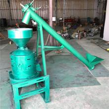 高效率碾米机大米谷子碾米机图片