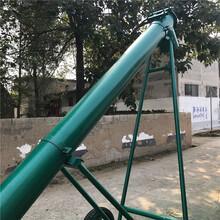 延边朝鲜族自治州吸粮机小型不锈钢输送机定制不锈钢输送机图片