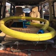 江苏盐城吸粮机小型吸粮机软管螺旋吸粮机厂家车载抽粮机视频图片