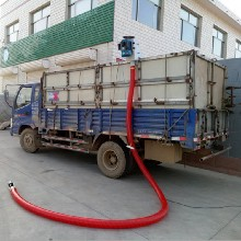 云南大理吸粮机饲料颗粒机螺旋粮食上料输送价格图片