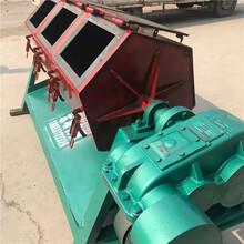 果洛班玛喷砂机专用氧化皮除锈机滚筒除锈抛光机规格价格图片