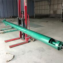 山西晋中提升机自动绞龙式抽粪机5米抽粪机规格图片