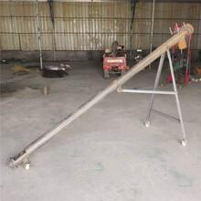 广安养殖抽粪机厂家定制加工8米长螺旋蛟龙抽粪机图片
