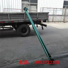 广东8米管式抽粪机干湿两用螺旋抽粪机吸鸡粪机器价格图片