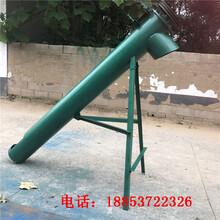 廊坊養殖螺旋絞龍設備養殖場吸糞機排污機圖片