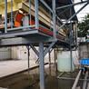 风化砂污水处理设备冲孔桩榨干污泥设备