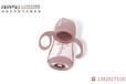 帕帕蘇初生嬰兒奶瓶玻璃防爆防摔新生兒防脹氣抗菌寬口徑0-3個月