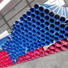 吉林普通级tpep防腐钢管生产厂家,钢套钢保温钢管生产市场图片