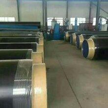 阿拉善环氧煤沥青防腐直缝钢管生产厂家,3pe防腐直缝钢管国标标准图片