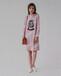 香港素言品牌女裝時尚優雅浪漫連衣裙長款精致刺繡河北石家莊