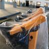 斜式楼房专用小型混凝土输送泵中拓