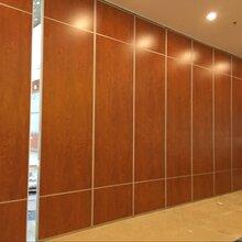 武汉酒店隔断,活动隔断,轨道隔断墙,屏风隔断图片