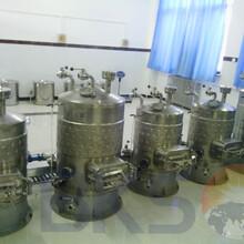 發酵設備小型葡萄酒設備果酒自釀設備濟南貝凱斯BKS圖片