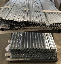 机械设备异形工业铝型材加工定制异形铝合金型材工业铝型材配件加工