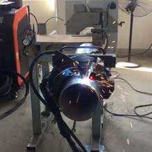 南京鸿发有色生产便携管道焊接机器人自动焊接机360度焊接管道销售图片