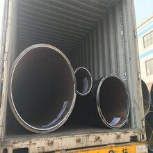 X60防腐钢管X60螺旋钢管大口径焊接钢管价格图片